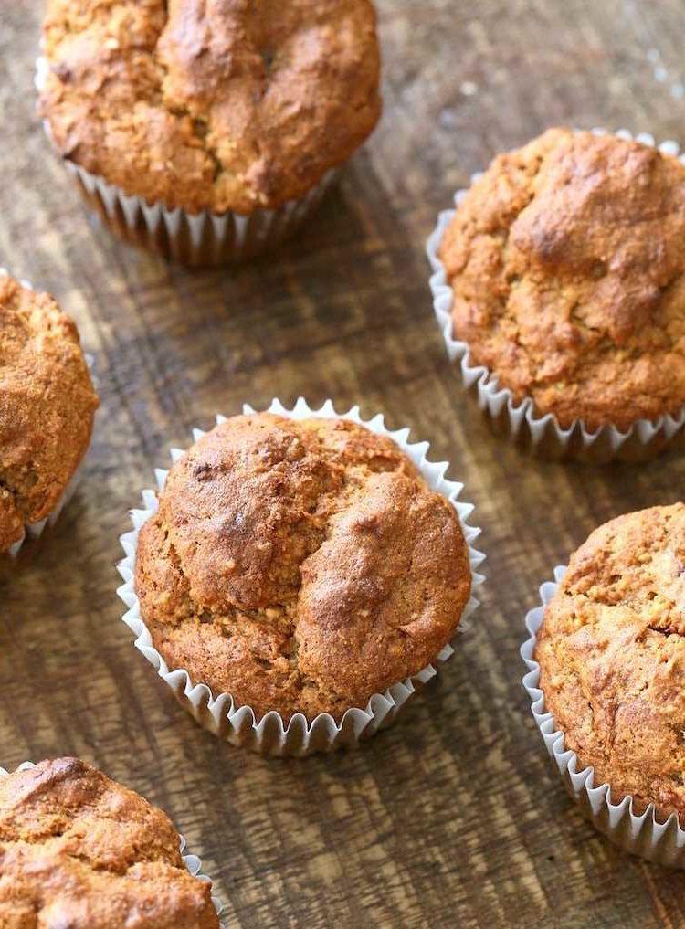 vegane Muffins Grundrezept