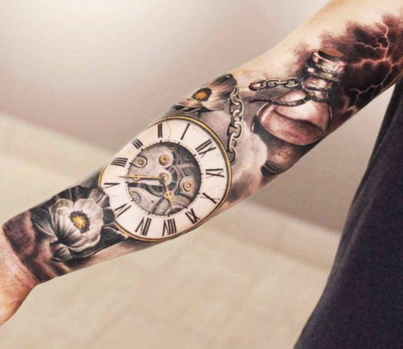 Ärnel Tattoo 3D sehr cool