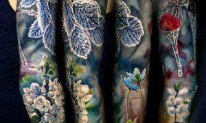 3D Tattoos für Männer und Frauen