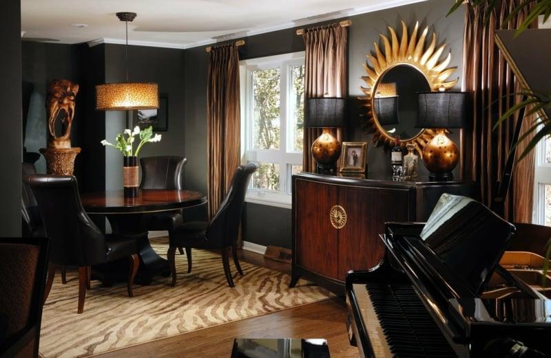 Wohnzimmer prachtvolle Einrichtungsideen