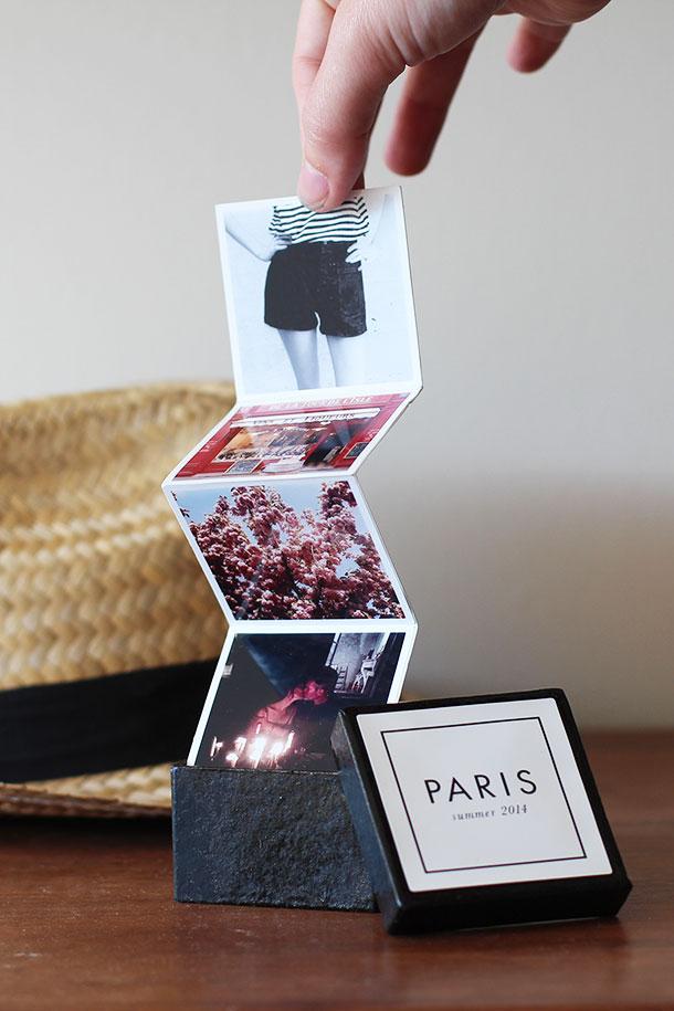 Basteln mit alten Fotos - kreative DIY Fotogeschenke