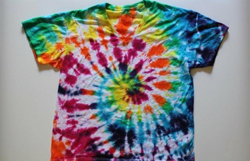 T-Shirts toll dekorieren