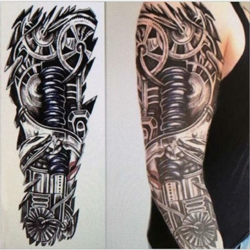 3D Tattoos Biomechanik