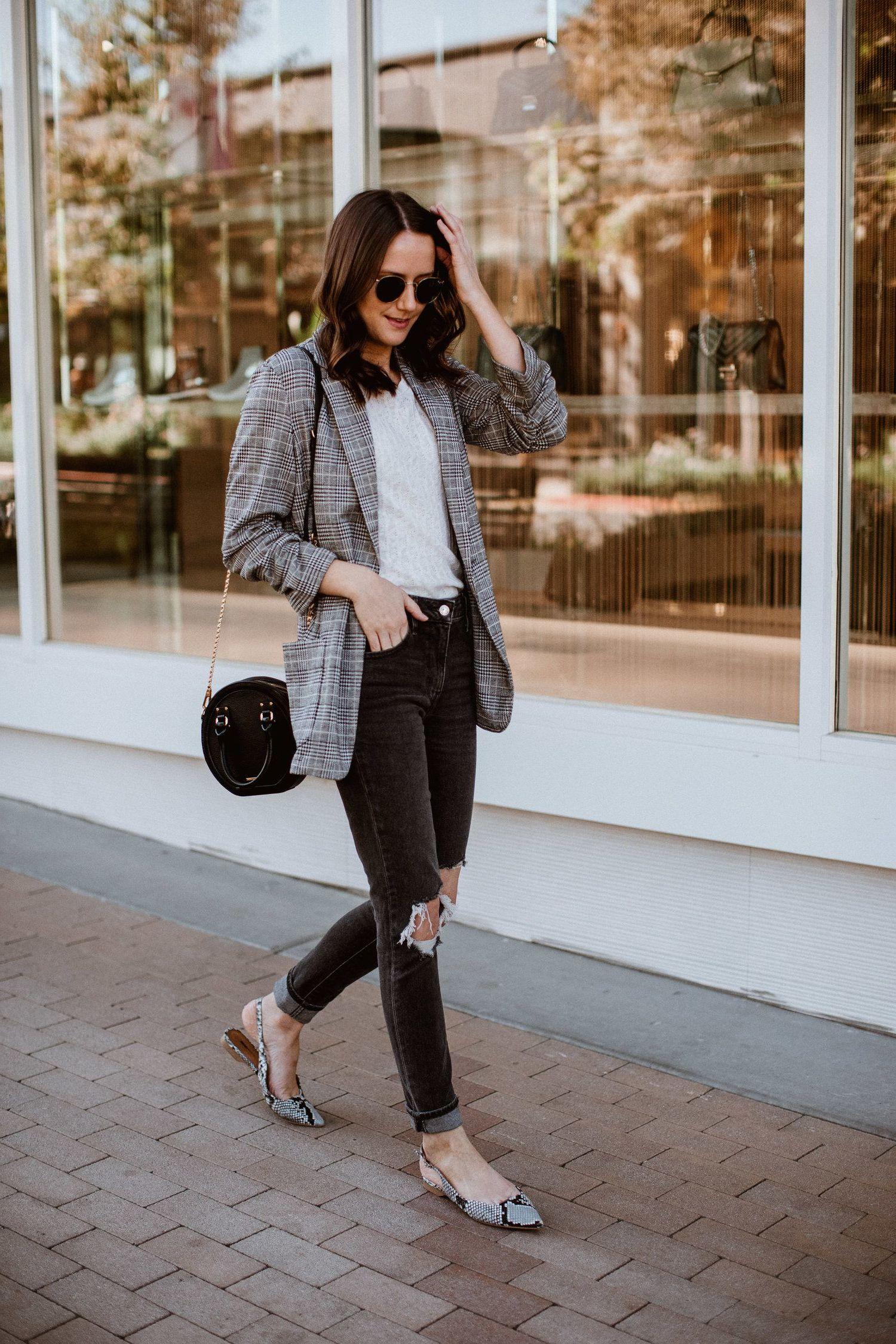 Blazer kombinieren - So tragen Sie das Trend-Kleidungsstück richtig