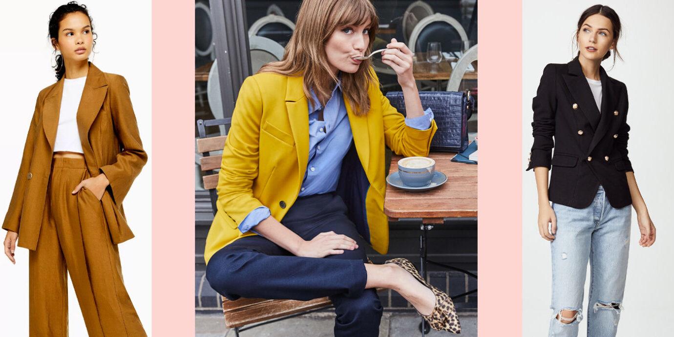 Blazer Outfit - Tipps zum Blazer kombinieren