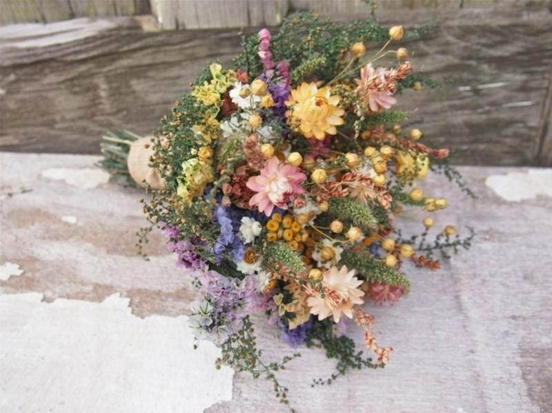Blumen trocknen lassen richtige Dauern