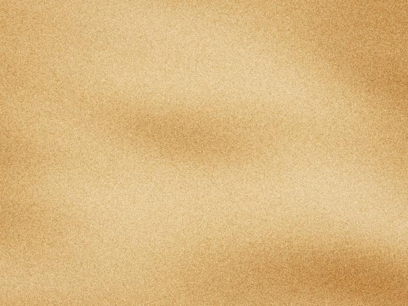 Sandfarbe goldene Noten