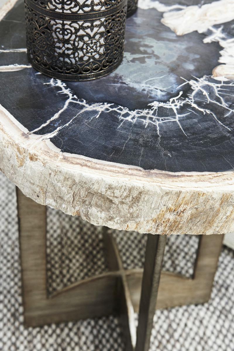 Designer-Couchtisch Holz