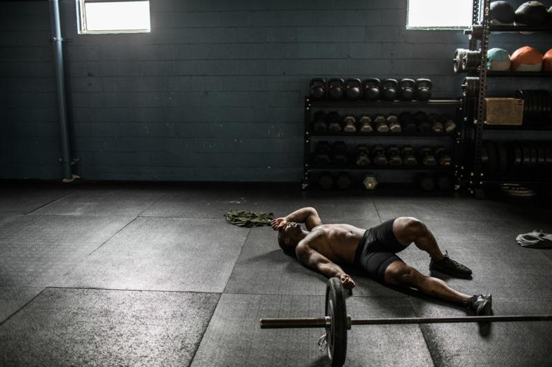 Crossfit Übugen Murph Workout