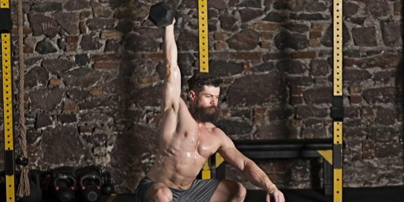 Krafttraining für mehr Muskelmasse
