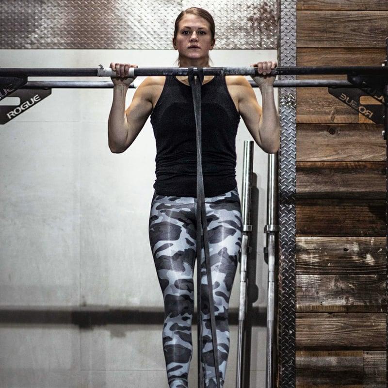 Klimmzüge machen effektiv abnehmen Muskelmasse aufbauen