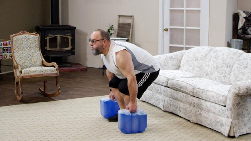 Crossfit Training zu Hause
