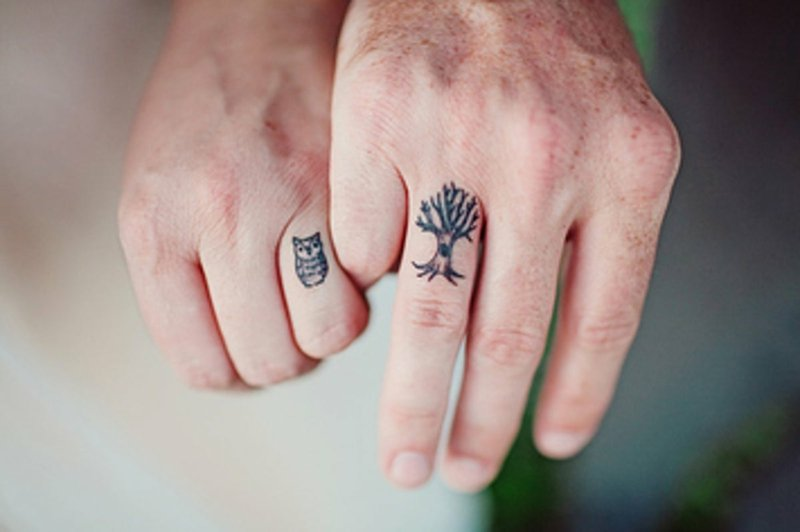 Partner Tattoos Naturmotive