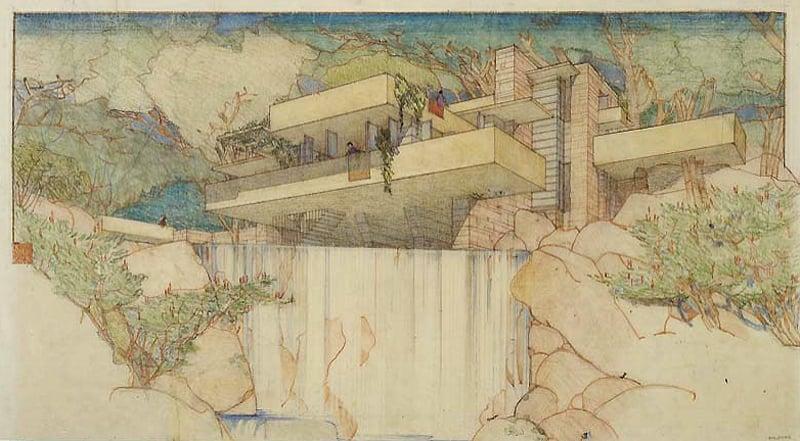 Fallingwater House Geschichte