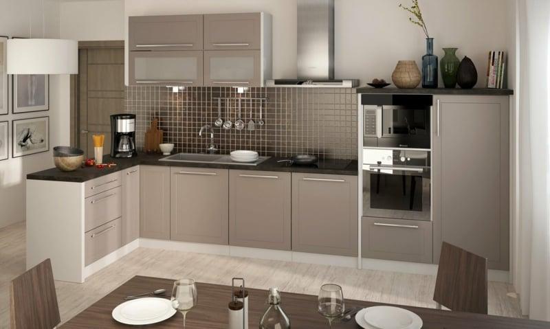 Küche einrichten Ideen und Anregungen