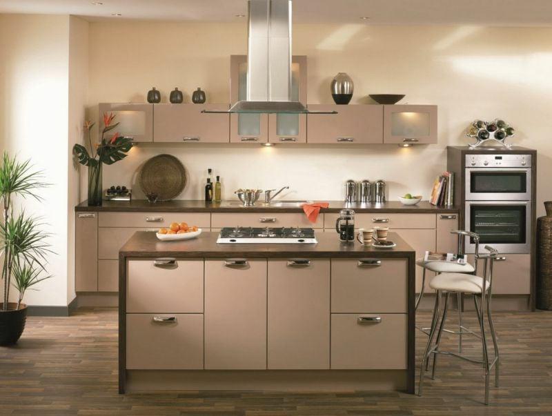 Küche Farbgestaltung