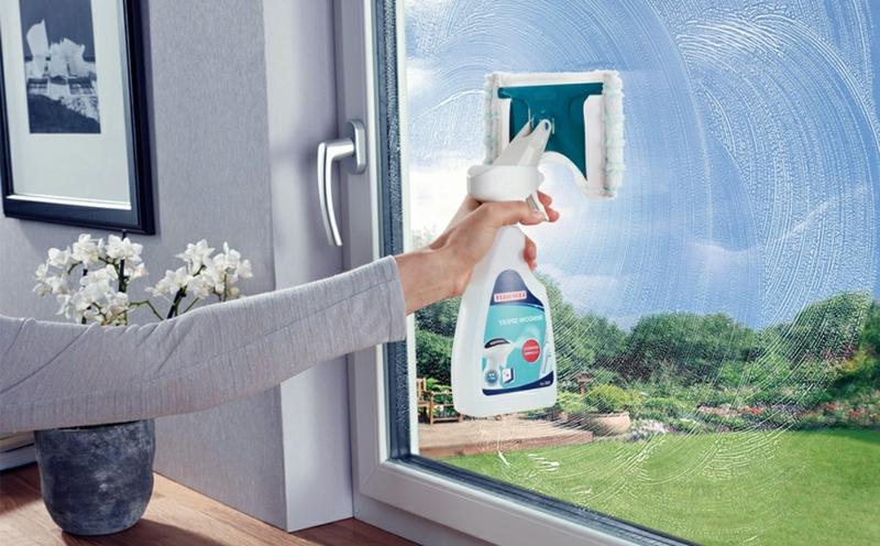 Fenster putzen Reinigungsmittel