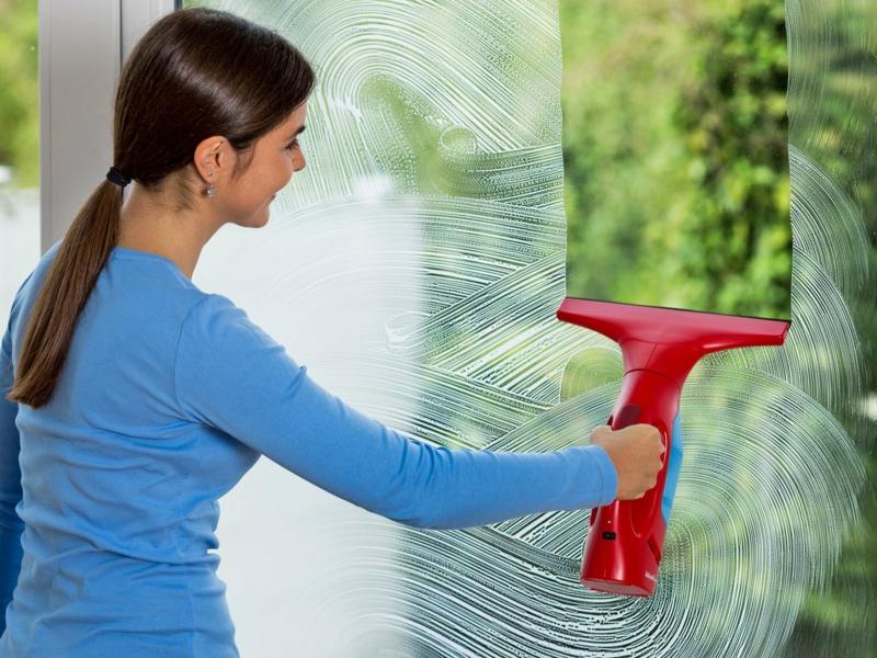 Fensterscheibe reinigen streifenfrei