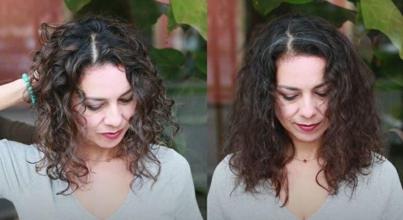 Graue Haare mit Strähnchen aufpeppen: Wie geht es?