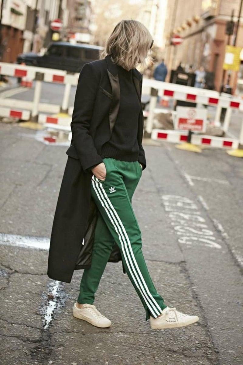 grün Joggers Adidas