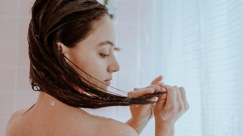 Haare richtig trocknen nach dem Waschen