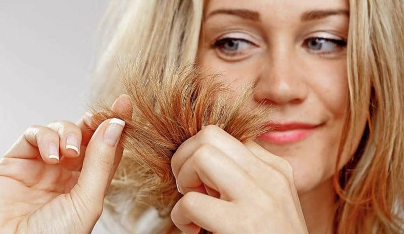 Haarbruch was tun