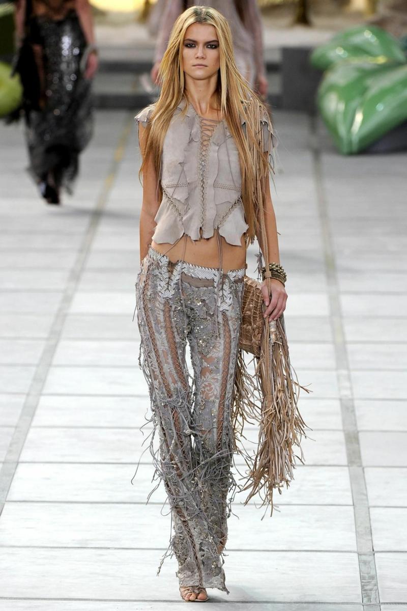 Hippie Chic Outfits ausgefallen