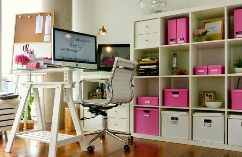 Kallax Planer Kallax Regale für das Home Office