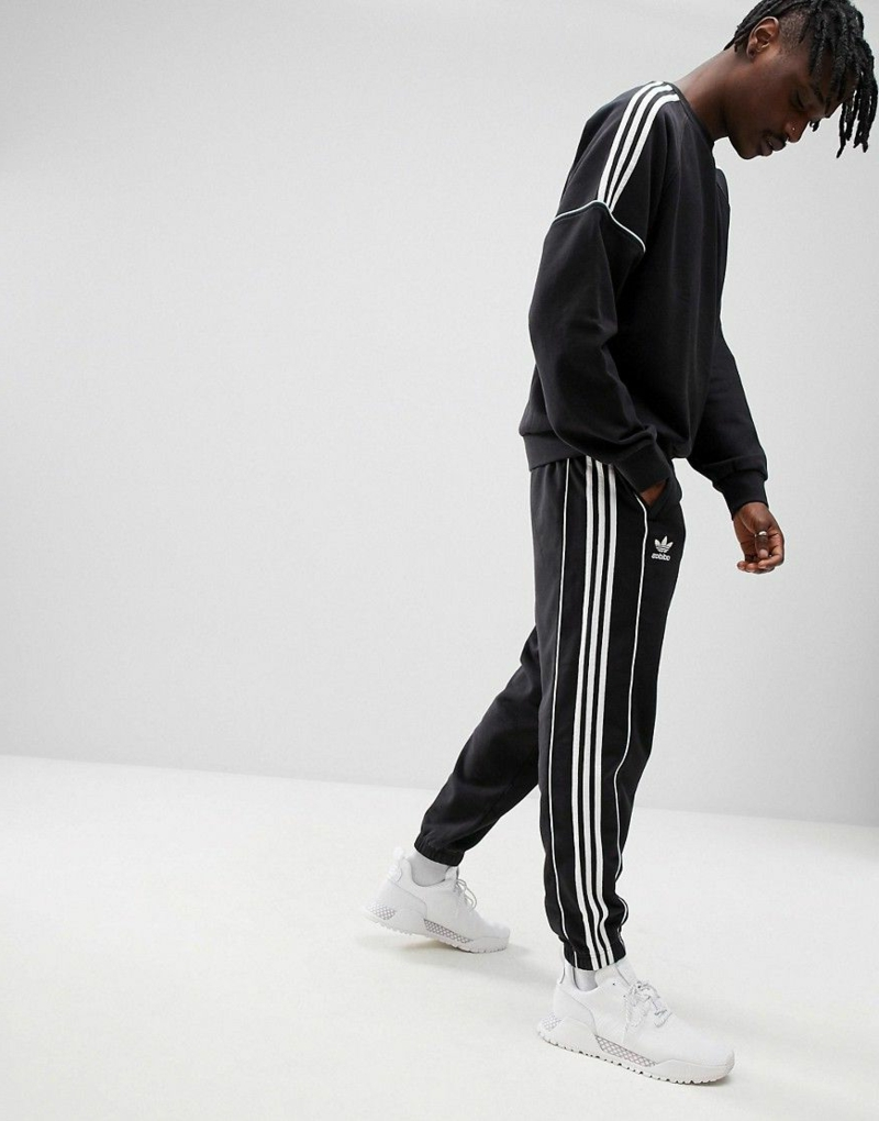 Jogginghose Outfit Adidas Mann