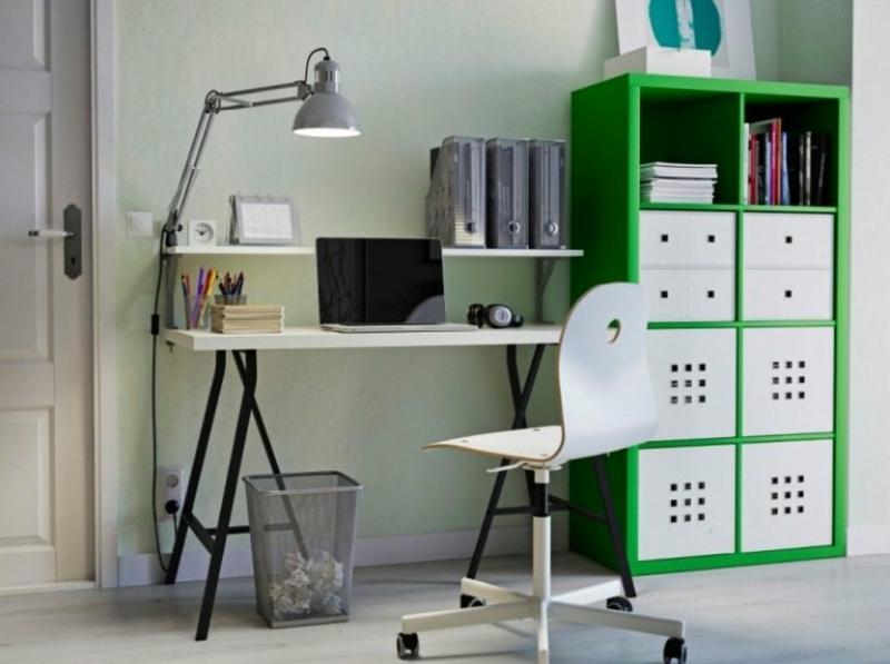 Kallax Regale stilvoll Home Office