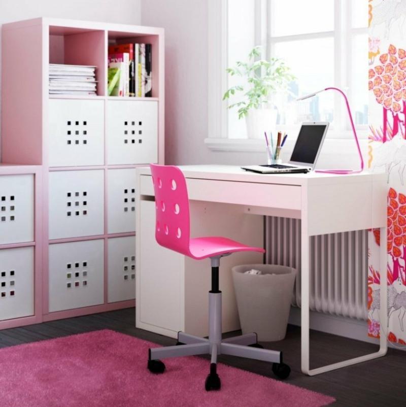 Regalsystem Kallax Mädchenzimmer