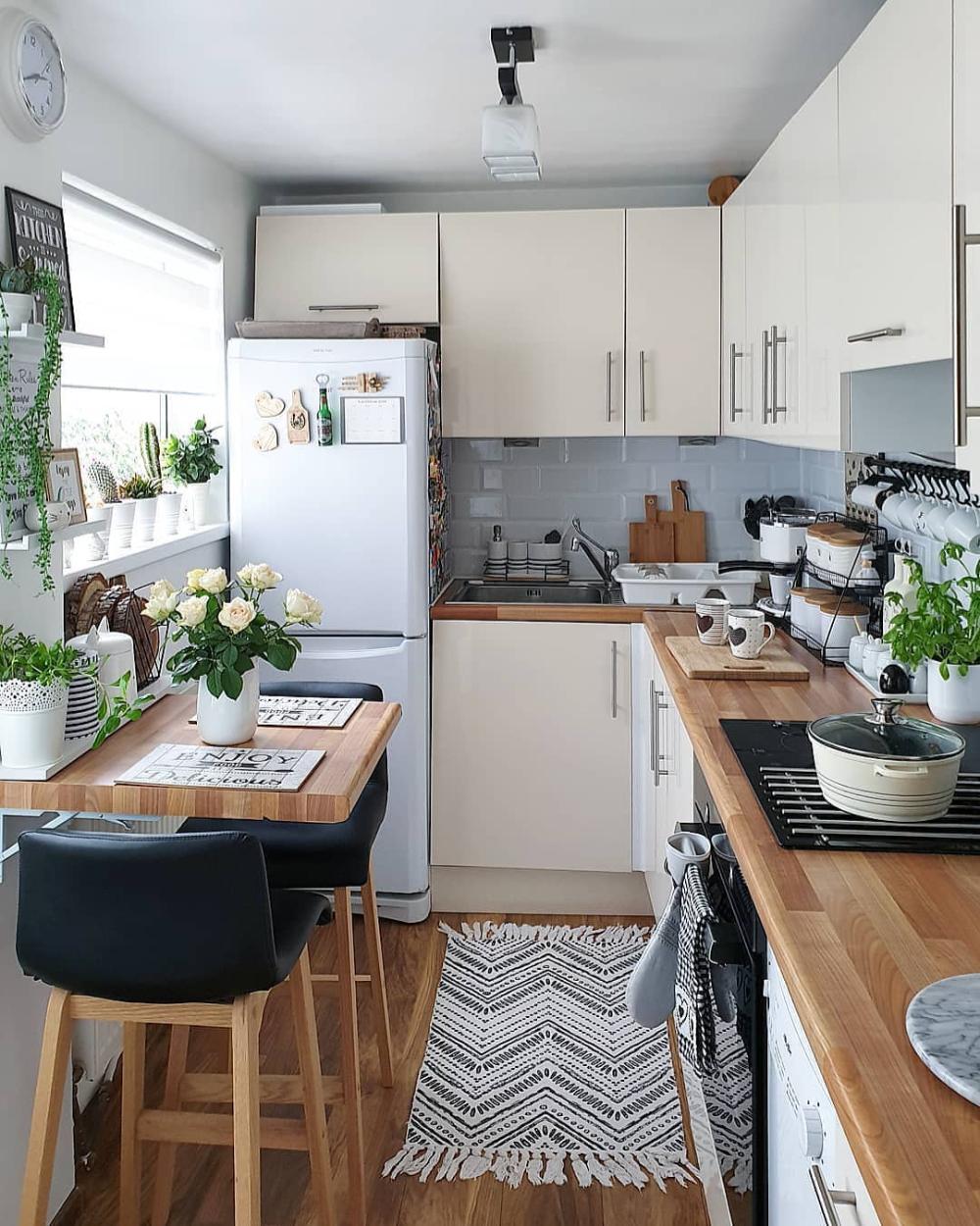 Küche dekorieren Tipps für ein stilvolles Ambiente
