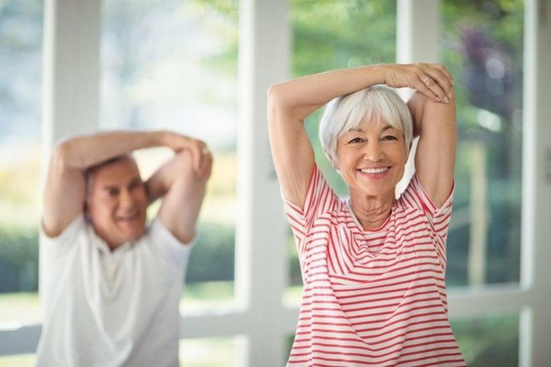 Bauch weg Übungen ab 50 effektiv