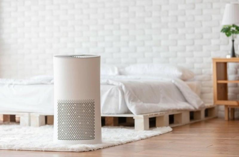 Luft befeuchten Schlafzimmer