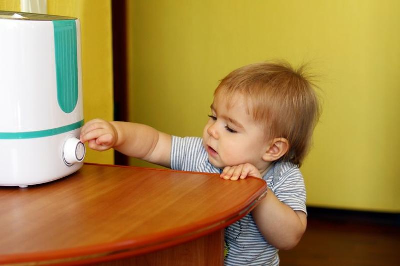 die Luftfeuchtigkeit kontrollieren kinderleicht