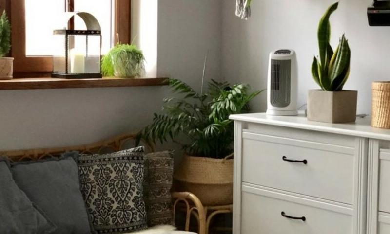 trockene Luft in Wohnräumen ist schädlich für die Haut