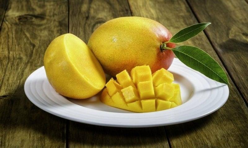 Mango gesund bei Magen-Darm-Beschwerden