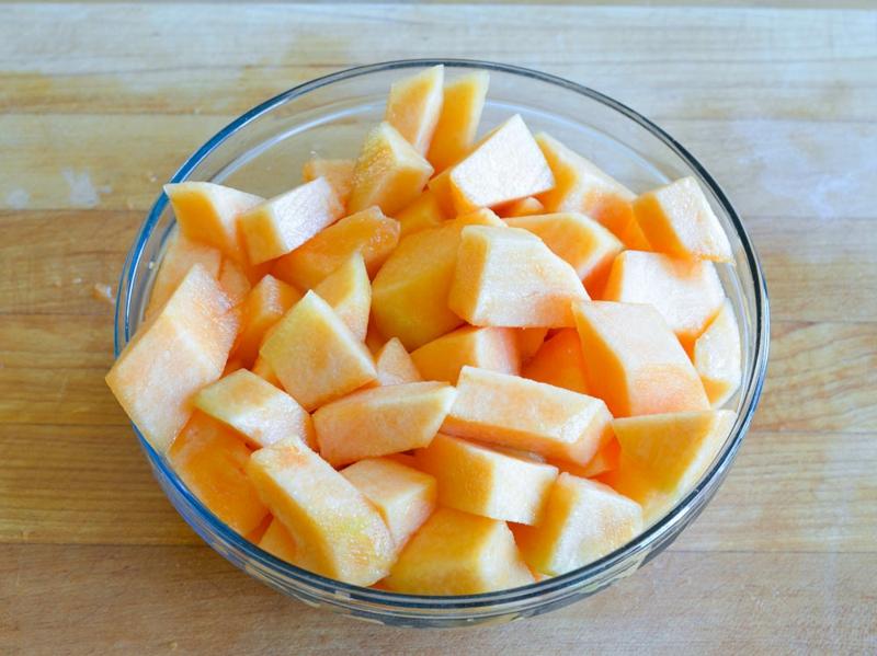 mehr Früchte essen Sommer