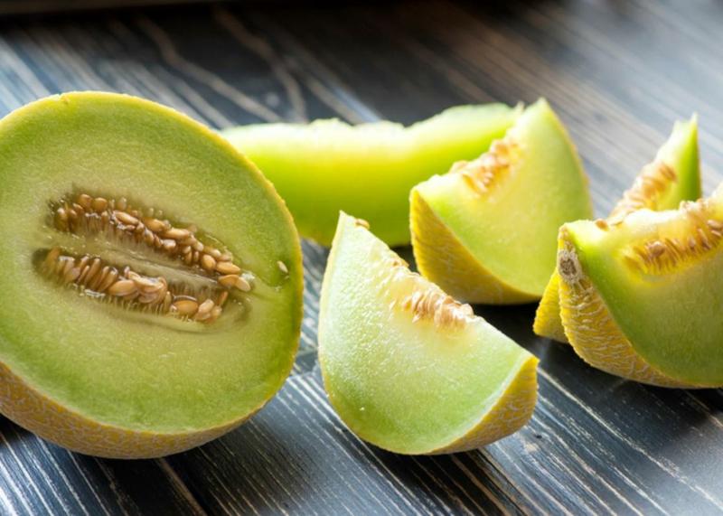 Melone schneiden hilfreiche Tipps