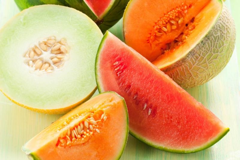 Melone schneiden Tipps