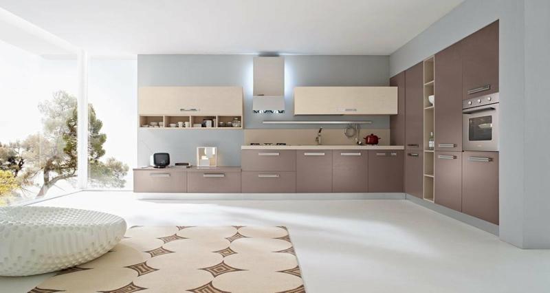 Farbgestaltung in der Küche Ideen und Anregungen