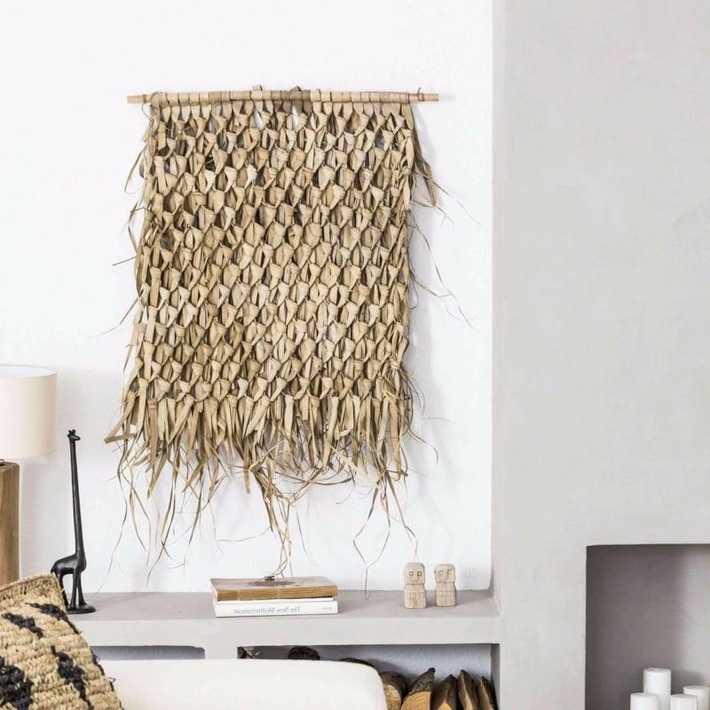 Wanddeko selber machen aus Naturmaterialien