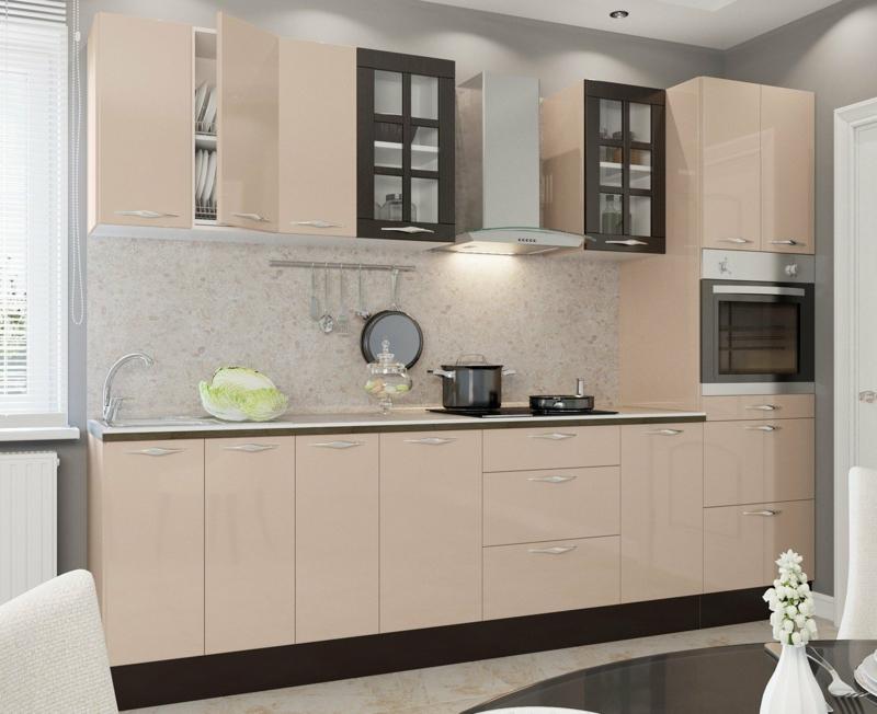tolle Kücheneinrichtung modern praktisch