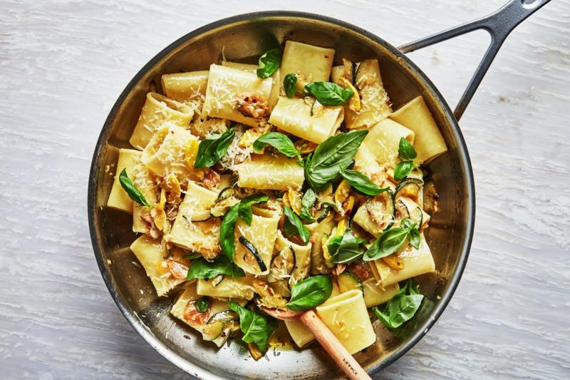 leichte Pasta Gerichte für den Sommer