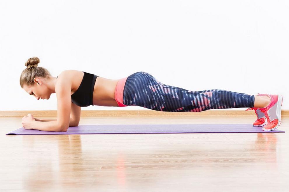 Hip Dip Workout Übungen