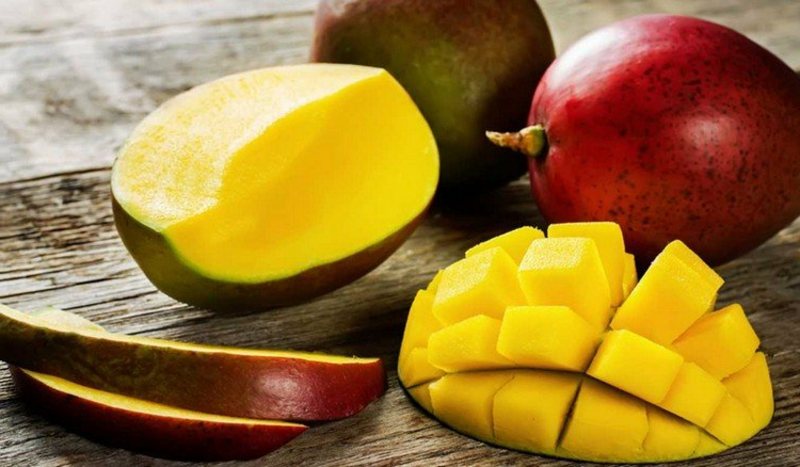 Mango gesund leckere Rezepte