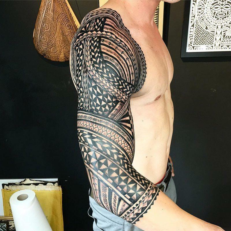 Tattoomotive für Männer Tribal