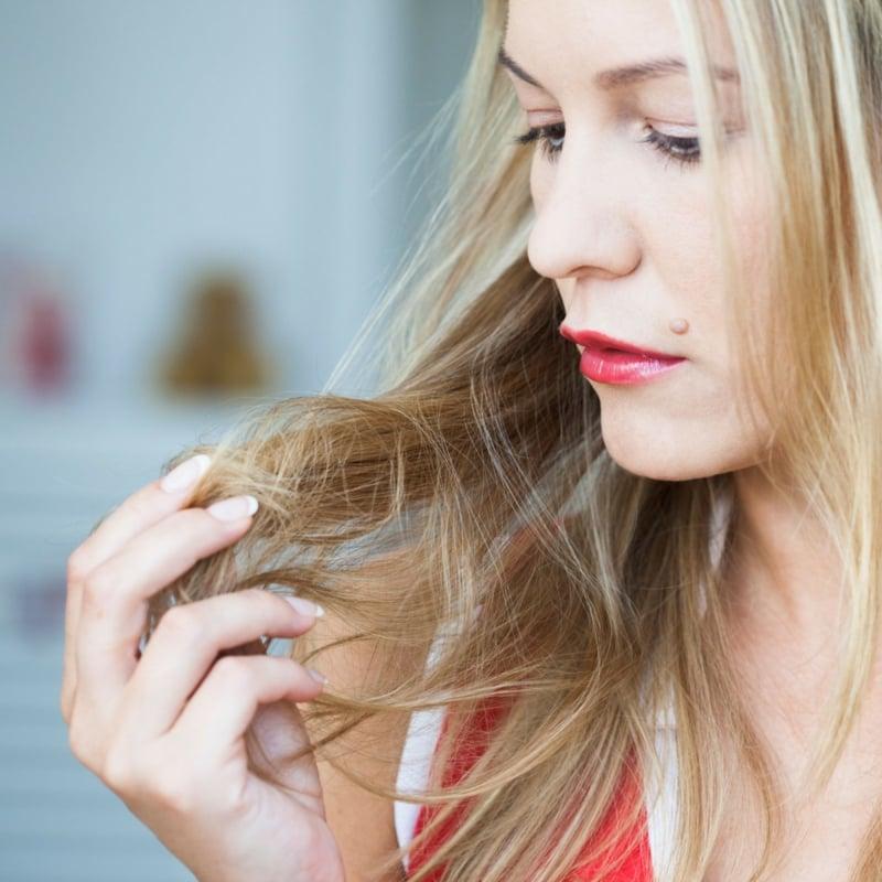 Tipps gegen Haarbruch