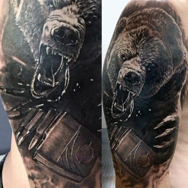 Tattoo Bär Bedeutung