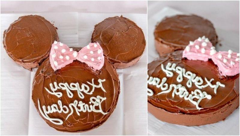 Torte verzieren mit Zuckerschrift